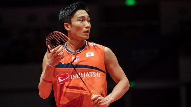 Badminton World Number One Kento Momota Discharged from Hospital After Accident