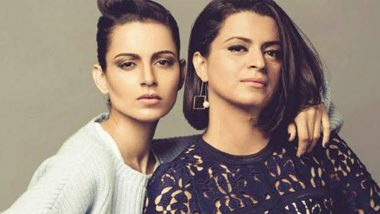Kangana Ranaut Reveals She Did 'Tacky Films' So She Could Afford Her Sister Rangoli's 54 Surgeries