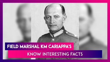 Field Marshal KM Cariappa's 121st Birth Anniversary: Know Interesting Facts