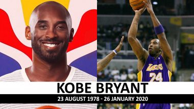 Kobe Bryant Dies In Helicopter Crash: From Messi To Kohli, Sporting Icons Pay Tributes To NBA Legend