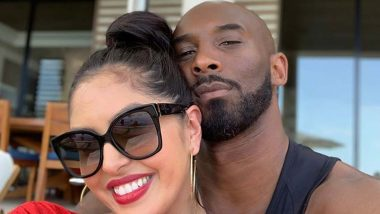 Kobe Bryant And Wife Vanessa Had a Deal To Never to Fly in Helicopter Together! Shocking Revelation Comes After NBA Player's Demise in Chopper Crash