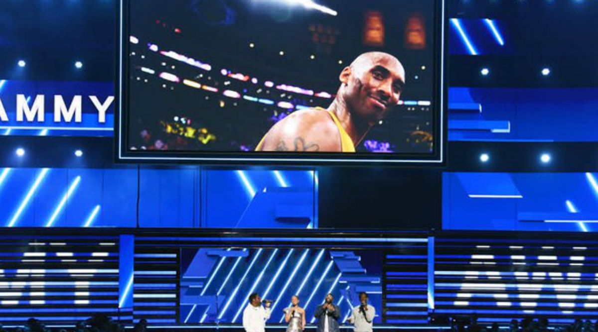 Grammy Gala 2020 Begins with Love Letter to Late NBA Star Kobe Bryant
