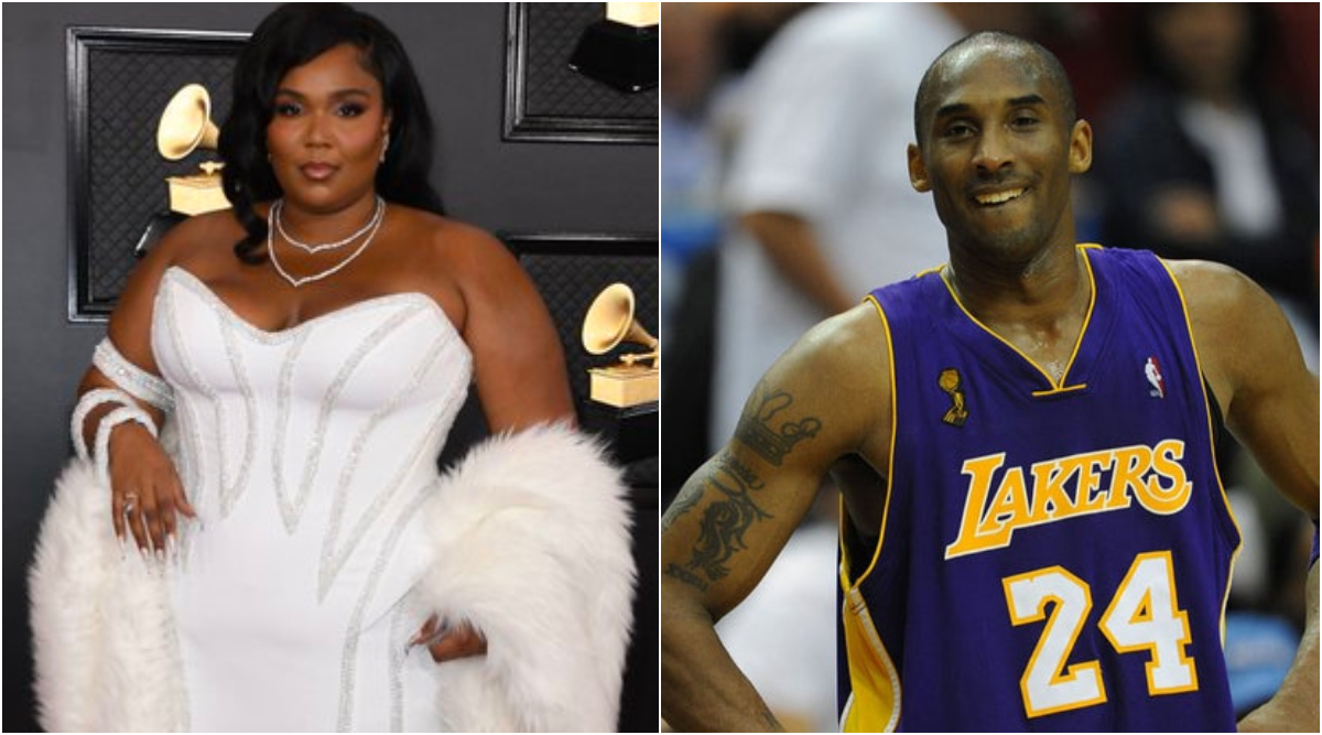 Grammys 2020: Lizzo Opens the 62nd Annual Grammy Awards With a Tribute to Kobe Bryant in Her Performance (Watch Video)
