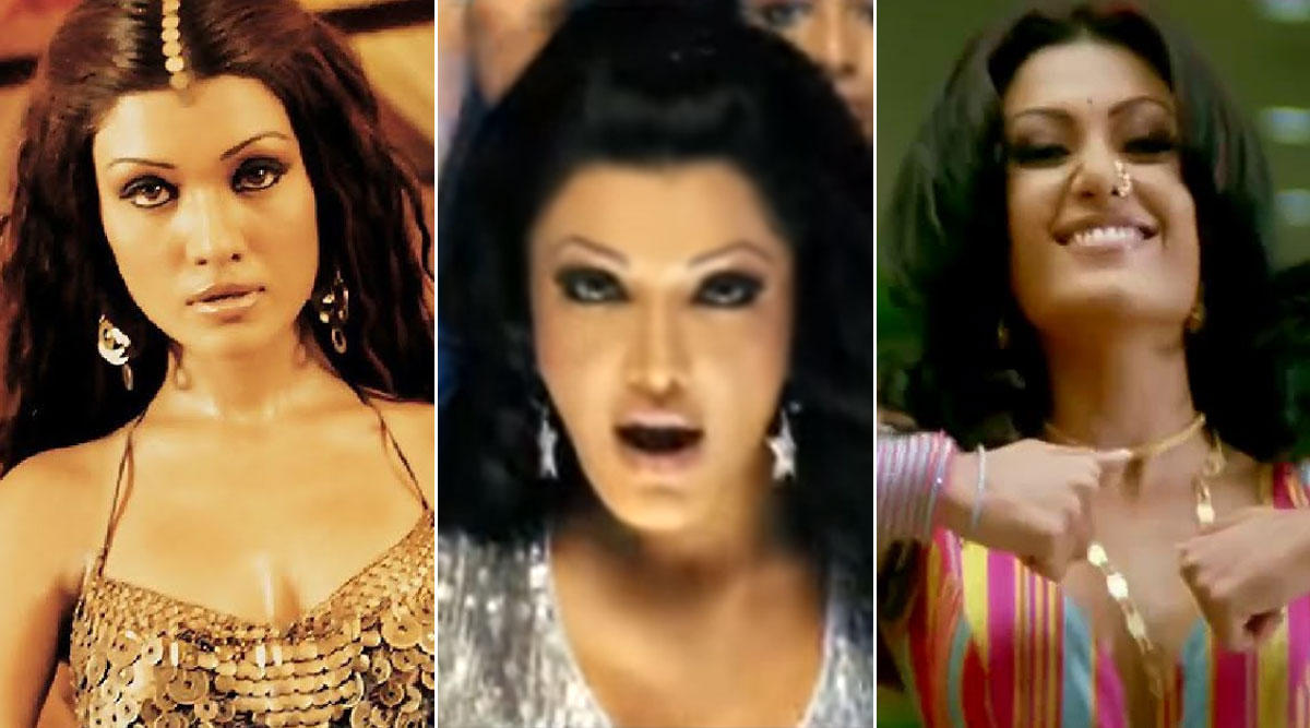 Koena Mitra Birthday Special: From Saaki Saaki to Honey Honey, 6 Chartbuster Songs of this Bigg Boss 13 Contestant Which Are LIT! (Watch Videos)