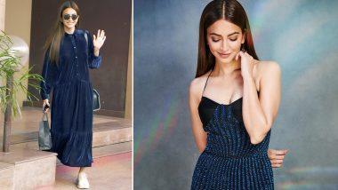 Kriti Kharbanda, Casual on Fleek in Velvet to Sizzling Hot in Sequins Is Our Weekend Mood!