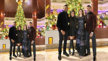 Hardik Pandya Gets Engaged to Natasa Stankovic, Krunal Pandya Welcomes the Actress to the 'Crazy Family'