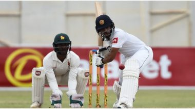 Zimbabwe vs Sri Lanka, 2nd Test Match 2020 Report: Kusal Mendis Ton Helps Lanka Draw Test, Win Series 1–0