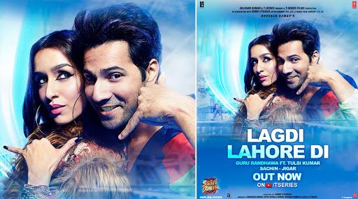 Street Dancer 3D Song Lagdi Lahore Di: Varun Dhawan, Shraddha Kapoor And Nora Fatehi Sizzle In This Guru Randhawa Track (Watch Video)