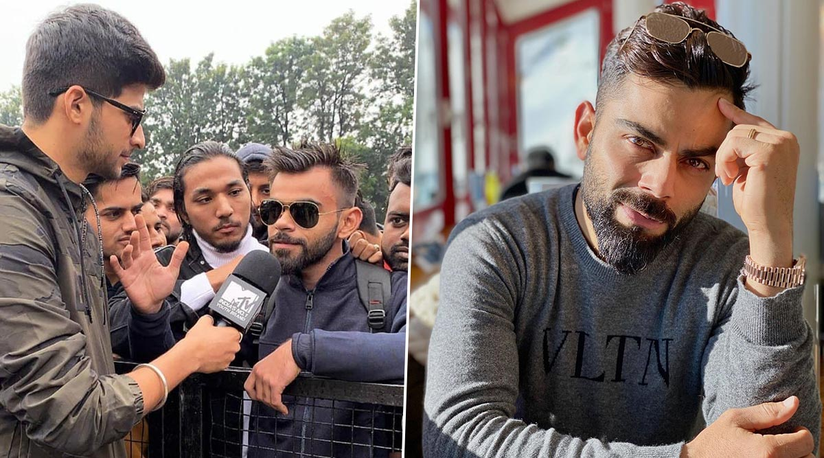 What Was Virat Kohli Doing At The MTV Roadies Revolution Auditions In Chandigarh? (Read Deets)
