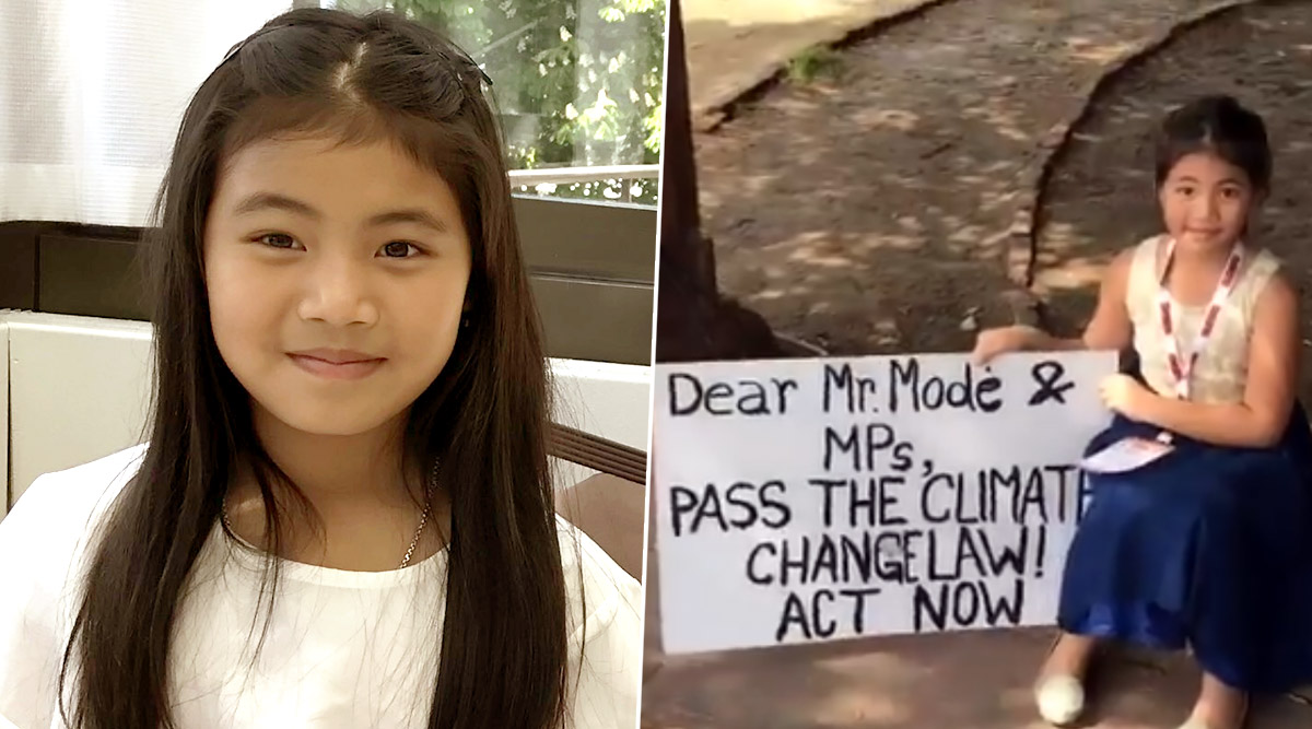 Licypriya Kangujam, 8-Year-Old Child Environmental Activist Doesn't Want to Be Called 'Greta of India' And Rightly So!