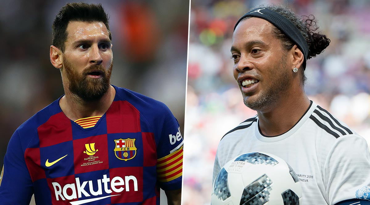 Ronaldinho Talks About Lionel Messi's Early Years at Barcelona, Says 'He Didn't Need Anything From Me'