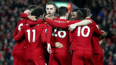 Liverpool vs West Ham, Premier League 2019–20 Free Live Streaming Online: How to Get EPL Match Live Telecast on TV & Football Score Updates in Indian Time?