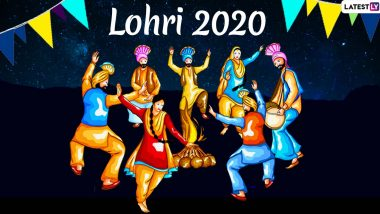 Lohri 2020 Date: January 13 or 14, When Will The Punjabi Harvest Festival Be Celebrated in India This Year?