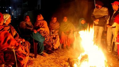 Lohri 2020: Rains Likely to Play Spoilsport During Punjabi Harvest Festival Celebrations in Punjab, Chandigarh and Haryana
