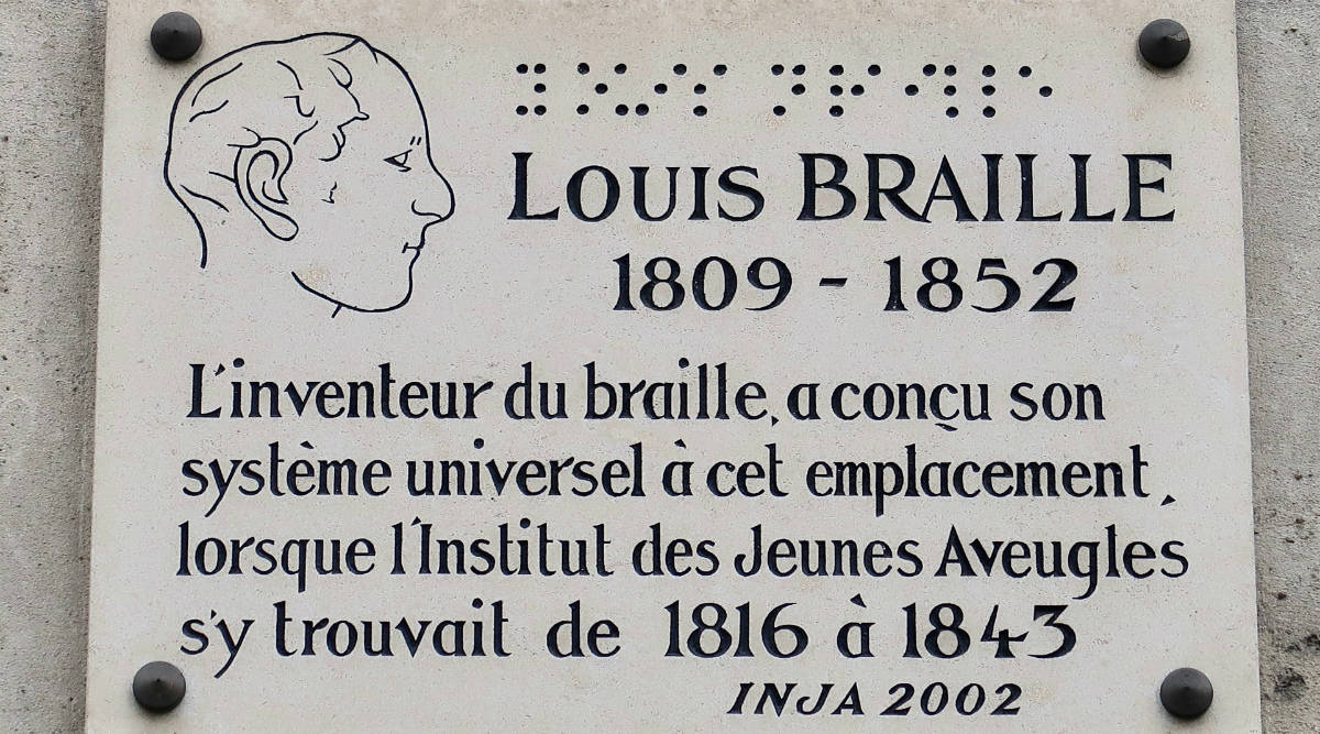 Louis Braille 211th Birth Anniversary: 8 Things to Know About French Inventor on World Braille Day