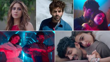 Love Aaj Kal Trailer: Sara Ali Khan and Kartik Aaryan's Tricky Love Tale Is a Perfect Treat for Valentine's Day 2020 (Watch Video)