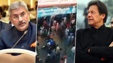 Nankana Sahib Stone Pelting: MEA Lambasts Imran Khan Govt, Asks Pakistan to Take 'Immediate Steps' Against Miscreants