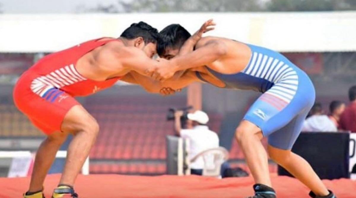 Maharashtra Kesari Kusti Final 2019–20 Date: Harshvardhan Sadgir vs Shailesh Shelke Summit Clash Scheduled to Take Place in Pune
