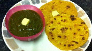 From Makki Ki Roti With Sarson Ka Saag to Langar Ki Dal, Must Try Punjabi Dishes for the Season