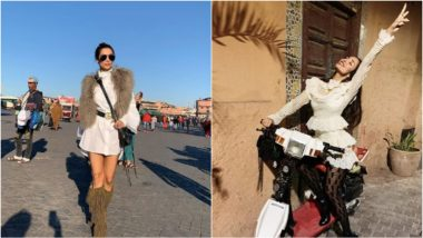 Malaika Arora is Enjoying a Vacation in Morocco and These Pictures from Her Trip Will Leave You Craving for a Holiday!