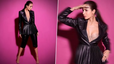 Malaika Arora, the Glam Goddess in Black Is Staggeringly SEXY!