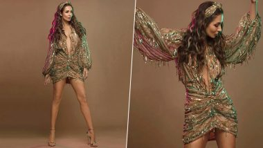Malaika Arora – Shimmer, Sizzle, Shimmy Into the New Year Like Her!