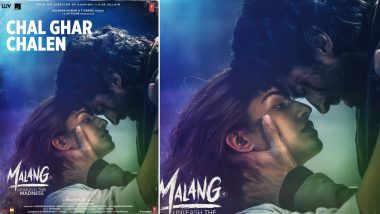Malang Song Chal Ghar Chalen Teaser: Aditya Roy Kapur and Disha Patani's Chemistry Is Palpable in This Romantic Number (Watch Video)