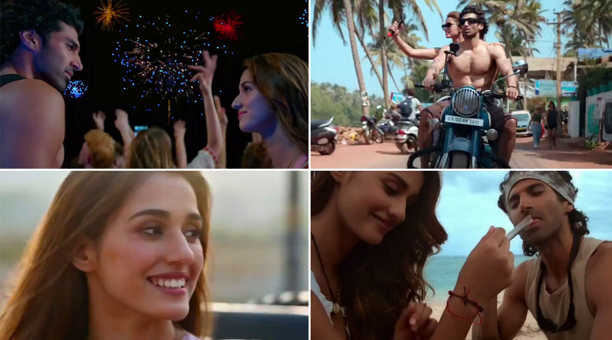 Malang Title Song Teaser: Aditya Roy Kapur and Disha Patani's Chemistry Looks Crackling! (Watch Video)