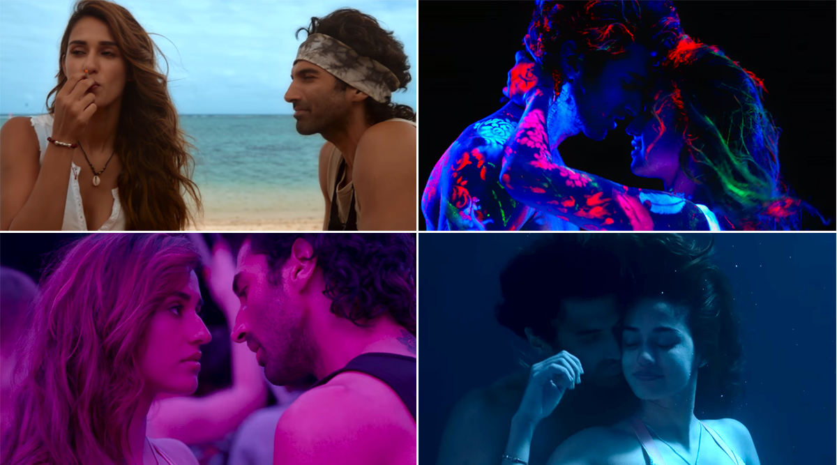 Malang Title Track Out You Ll Fall In Love With Disha Patani Aditya Roy Kapur S Chemistry In This Dreamy Track Watch Video Latestly