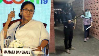 JNU Violence: Mamata Banerjee Calls Attack on Students and Professors 'Fascist Surgical Strike', Suggests Delhi Police Be Brought Under Kejriwal Govt