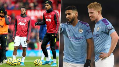 MUN vs MCI Dream11 Prediction in EFL Cup 2019–20: Tips to Pick Best Team for Manchester United vs Man City Carabao Cup Semi-Final Football Match