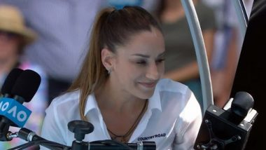 Marijana Veljovic, Tennis Chair Umpire, Steals Show During Roger Federer's Australian Open 2020 Quarter-Final Match; Check Fan Reactions