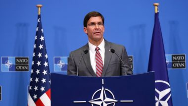 Mark Esper, US Defence Secretary, Opposes Donald Trump's Decision to Use Insurrection Act To Send The U.S. Military to Quash Anti-Racism Protests in The Country