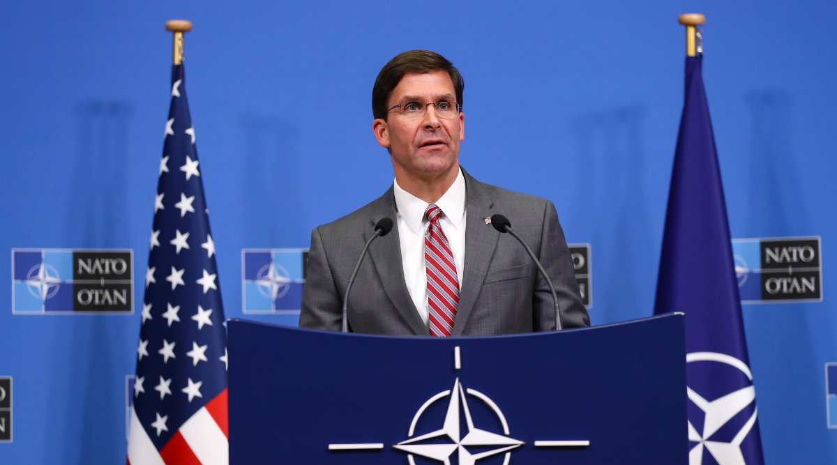 Iran Launched 16 Missiles From 3 Locations, Says US Defence Secretary Mark Esper
