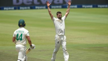 SA vs ENG 4th Test 2019-20 Match Result: Mark Wood Shines as England Beat South Africa To Win Series 3-1