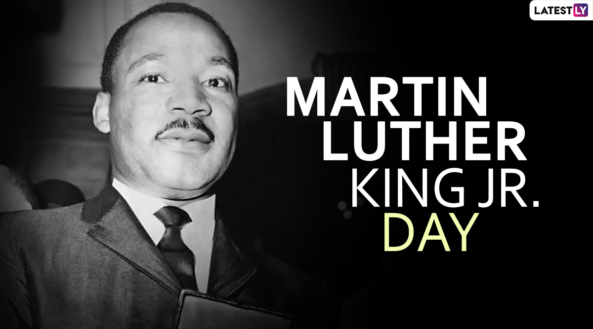 Martin Luther King Jr. Day 2020: Date, History and ...