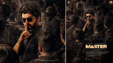 Master Second Look: Thalapathy Vijay has the Perfect Pongal Treat for his Fans (View Pic)