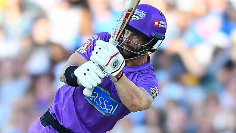 Matthew Wade Registers Blistering Century During Adelaide Strikers vs Hobart Hurricanes Match in BBL 2019–20, Twitterati Hail the Southpaw's Magnificent Knock