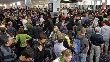 Australian Bushfires: Flights Disrupted at Melbourne Airport Due to Smoke