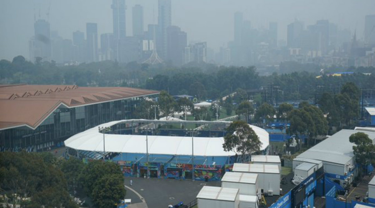 Australian Open 2020: Play Suspended as Heavy Rain Hits Melbourne