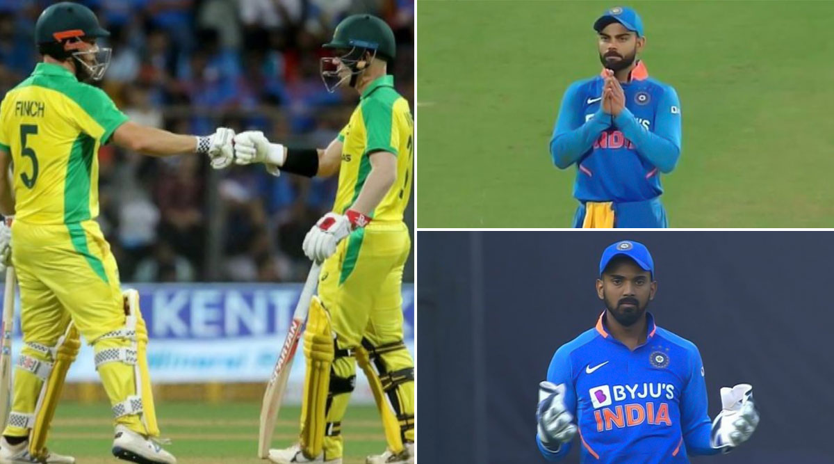 IND vs AUS 1st ODI Funny Memes Go Viral As Aaron Finch-Led Australia Thrash Virat Kohli's India By 10 Wickets For The First Time In History!
