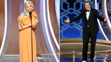 Golden Globes 2020: From Climate Change to Tensions Between Iran and The US, Hollywood Celebs Make The Most of The Platform To Take a Bold Stand