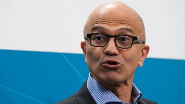 Satya Nadella Takes a Dig at Amazon as Microsoft Unveils Azure Purview