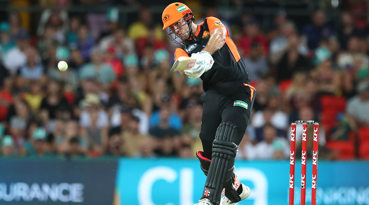 Mitchell Marsh Unleashes Mayhem With 41-Ball 93 Against Brisbane Heat in BBL 2019–20, Makes Case Stronger for Spot in Australia's Squad for ICC T20 World Cup 2020