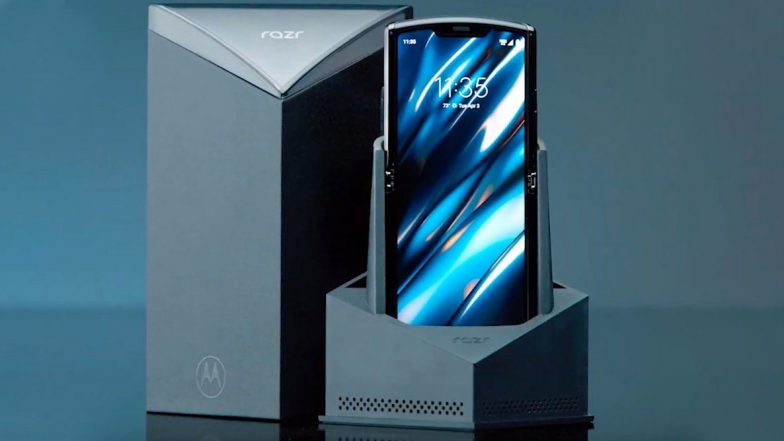 Lenovo Owned Motorola Foldable Moto Razr All Set To Launch on February 6; Pre-orders Starting on January 26 in The U.S: Report