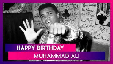 Happy Birthday Muhammad Ali: Lesser Known Facts About The Boxing Great on His 78th Birth Anniversary