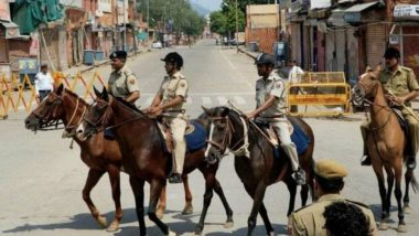 Mumbai Police to Patrol City on Horses After 88 Years