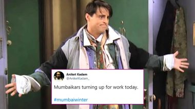 Mumbai Winter 2020 Funny Memes: As Mercury Dips Twitterati Share Jokes And Spread Some Warmth