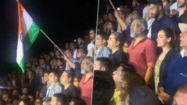 Mumbai's Carter Road Erupts in Protest Against JNU Violence; Anurag Kashyap, Taapsee Pannu, Dia Mirza and Other Bollywood Members Join (Watch Video)