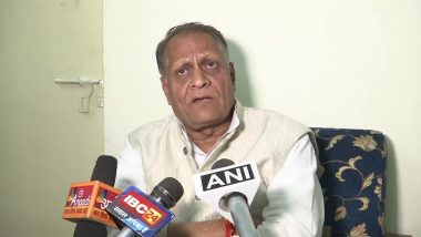 Madhya Pradesh: Congress MLA Munnalal Goyal to Sit on Dharna Against Own Govt For 'Non-Fulfillment of Poll Manifesto'